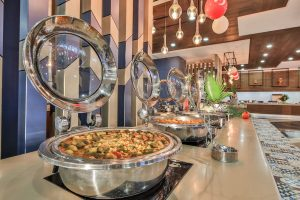 Saturn Palace restaurant