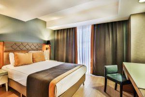 Hotel Saturn Palace standaardkamer