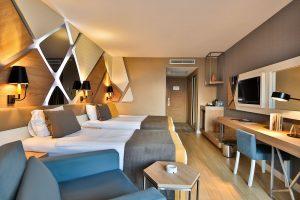 Hotel Saturn Palace voordeelkamer